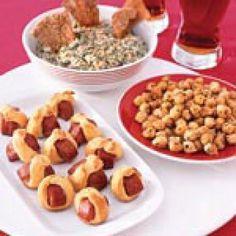 Graduation Party Buffet Recipes