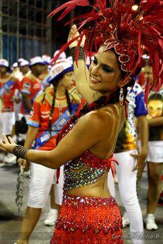 Rio carnival samba Uniao da Ilha