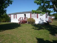 Mobile Home: okay, big lawn. Lots of availability + cheaper.