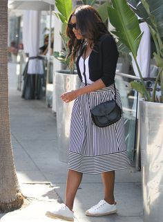 Gabrielle Union Just Worked Her Magic On A Forever21 Skirt