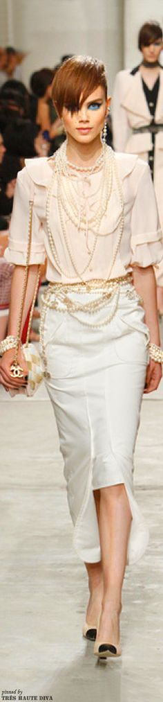 Chanel Resort 2014 | The House of Beccaria