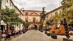 Plaza del Arco - Caravaca de la Cruz (Murcia)