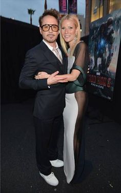 Photos from the Iron Man 3 red carpet premier #IronMan3Event