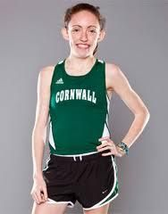 La Ley Sports - Aisling Cuffe - Cornwall Central High School - Cross Country