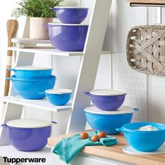 Tupperware Bowls, Tupperware Consultant, Campaign, Tableware, Cooking Gadgets, Kitchen, Medium, June, Kitchen Stuff