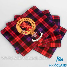 Brown Clan Crest and