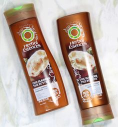 Herbal Essences The Sleeker the Butter Shampoo and Conditioner