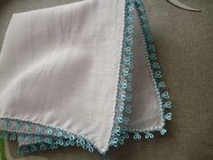 http://igneveipler.blogspot.com.tr/ iğne oyası bebek mendilleri - needle lace