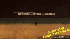 AMC: The Walking Dead (Season 5) Intro / Aggelakas is an animated gif that was created for free on MakeAGif.