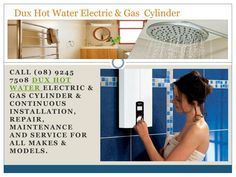http://theplumbingandgasguys.com.au/hot-water-systems/dux-hot-water.html Call (08) 9245 7508 Dux Hot Water Electric & Gas Cylinder & Continuous Installation, Repair, Maintenance and Service for all makes & models.