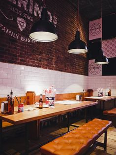 Civerinos is a family-run Italian restaurant in Edinburgh which serves up rustic Italian street food. Their pizza slices are the best!