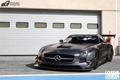 Mercedes-Benz SLS AMG Black Edition