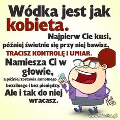 Ach, te zgubne nałogi... Best Quotes, Life Quotes, Polish Memes, Weekend Humor, Good Morning Gif, Man Humor, Satire, Positive Vibes, Life Lessons