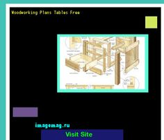 Woodworking Plans Tables Free 122441 - The Best Image Search