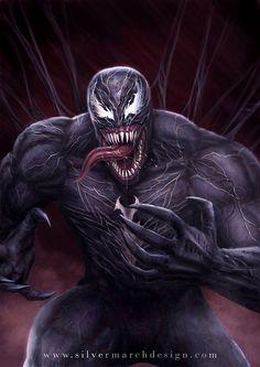 #Venom #Fan #Art. (Venom Infinity Full) By: Luffie. (THE * 5 * STÅR * ÅWARD * OF * MAJOR ÅWESOMENESS!!!™)[THANK U 4 PINNING!!<·><]<©>ÅÅÅ+