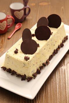Coccole di dolcezza: Il gelato casalingo della mia mamma (semofreddo)