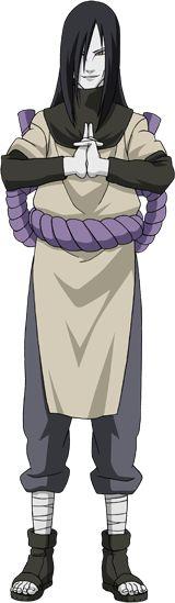 Orochimaru - Curiosidades | Naruto Datos