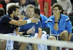 Foto: Gulbis un Lībietis uzvar dubultspēlē – Latvijas sportisti – Teniss – Sportacentrs.com