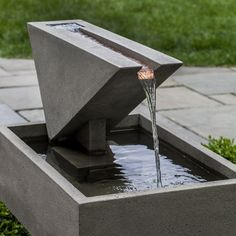 Free Shipping and No Sales Tax on the Triad Garden Water Fountain from the Outdoor Fountain Pros.