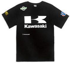 Kawasaki Race T Shirt