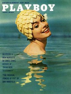 Playboy magazine, 1950s
