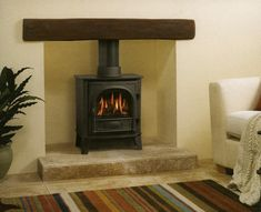 How much does it cost to install a wood-burning stove?   Wood ...
