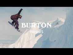 Burton Presents 2016 – Mikkel Bang and Mikey Rencz (snowboarding) - YouTube