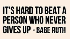 A List Of The 27 Most Memorable #Babe #Ruth #Quotes