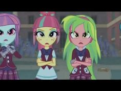 All songs from My Little Pony Equestria Girls Friendship Games (2015) - YouTube