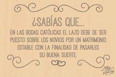 #bodas #ElBlogdeMaríaJosé #sabíasque