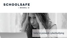 stop Cyberbullying and report wrongful activity in schools with SchoolSafe - request a free demonstration today Schools, Activities, Canvas, Free, Design, Tela, School, Canvases
