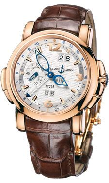 Ulysse Nardin Watches - GMT Perpetual 42mm Limited Edition