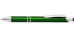 When choosing a pen as a promotional product its always a good idea to select a color that reflects your corporate or company branding. If you are want to create a lasting impression metal pens are a great option.