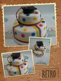 Torta de chocolate y crema de café