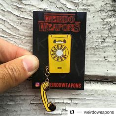 There have been sooo many really cool Stranger Things pins coming out recently…