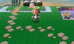 Zen rock path Town: Khaleesi Mayor: Zitaos Dream address: 5700-3781-6035 I've been working on these for a while now. If you'd like to ...