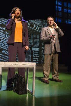 Taraji P. Henson Leads Cast in Pasadena Playhouse Prod: 'Abo | Person of Interest CBS