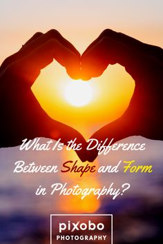 What is the Difference Between Shape and Form in Photography? Photography Cheat Sheets, Photography 101, Photography Business, Amazing Photography, Photography Composition, Photography Tips For Beginners, Photography Tutorials, Principles Of Art, Lightroom Tutorial