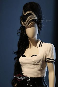 """Collection """"Hommage à Amy Winehouse"""" 2012 - Exposition Jean Paul Gaultier - Grand Palais - Paris"""