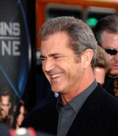 Mel Gibson-now