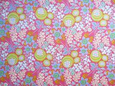 Cotton Lawn - Meadow in Pink Seamstar