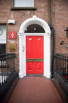 Doors Of Dublin | Flickr: Intercambio de fotos