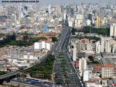 Avenida Tiradentes - São Paulo