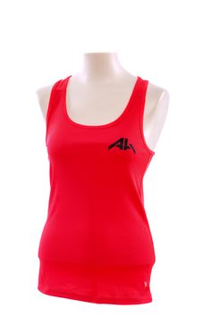 AH™ RACER BACK FITTED RIBBED TANK  www.wantdifferentdodifferent.me