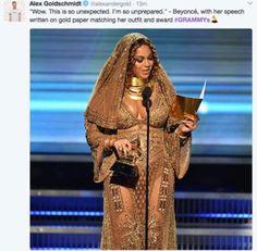 Beyoncé… Queen of Extra