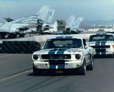1966 Mustang GT350 Vintage Race Car