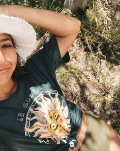 Ah Summer, you were good to me 🌞 Be Good To Me, Hiking, Camping, Good Things, T Shirts For Women, Summer, Instagram, Fashion, Walks