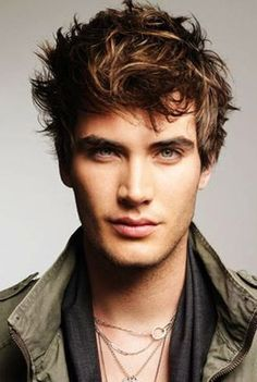 Hair Ideas for Guys!! Do I like this hair or the guy sporting this do? ;)