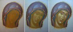 xamist / iconography Byzantine Icons, Byzantine Art, Religious Icons, Religious Art, Paint Icon, Catholic Art, Orthodox Icons, Dance Art, I Icon