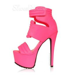 Gorgeous Rose Coppy Leather Stiletto Heel Ankle Boots